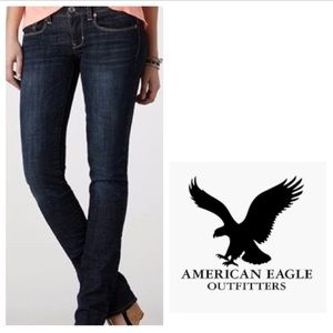 American Eagle Outfitters Slim Boot Jeans Size 10L